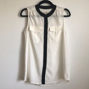 J. Crew Button-Up Dress Tank - 4 NWT